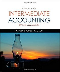 solutionsintermediate accounting 11th canadian edition pdf