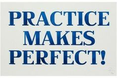 Practice like you have never won and Interview like you have never lost!