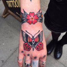Cloak and Dagger Tattoo, tatuator z Wielka Brytania - Tattooers.net