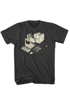 ODD COLLECTIVE EXPLODED 128 T-SHIRT