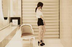 Itsmestyle to look extra k-fashionista ♥ www.itsmestyle.com #fashion #kfashion #asianstyle #itsmestyle #korean #kpop #womens fashion #lovely #cute #ulzzang #coat #jacket #leggings #pants #shoes #chic #boots #bikini