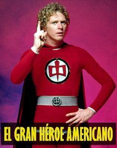 El gran héroe americano. Serie de TV