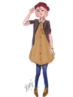 """shaniartist: """"13th doctor possible outfits sketches """""""