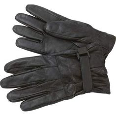 GEN LEATHER DRIVING GLOVES - M