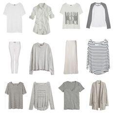 Armário-cápsula é uma técnica que consiste em escolher uma quantidade limitada de peças para vestir durante um período. Saiba como montar um armário-cápsula