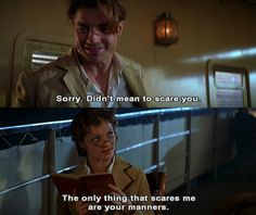 Brendan Fraiser and Rachel Weisz in The Mummy