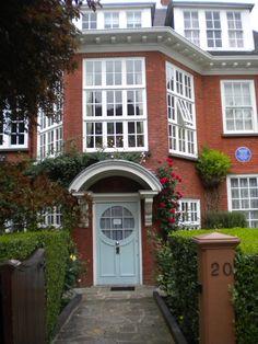 Sigmund Freud's London House