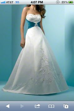 I don't need a wedding dress but I love the waist! I need to try this design on a party dress.