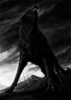 "In Norse mythology, Fenrir (Old Norse: ""fen-dweller""), Fenrisúlfr (Old Norse: ""Fenris wolf""), Hróðvitnir (Old Norse: ""fame-wolf""), or Vánagandr (Old Norse: ""the monster of the river Ván"") is a monstrous wolf. In both the Poetic Edda and Prose Edda, Fenrir is the father of the wolves Sköll and Hati Hróðvitnisson, is a son of Loki, and is foretold to kill the God Odin during the events of Ragnarök, but will in turn be killed by Odin's son, Víðarr."