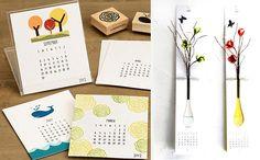 Calendarios originales 2015