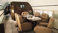 dream interior of the jet