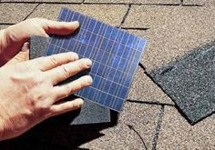 Solar Energy In China. Making the decision to go eco friendly by converting to solar power is without a doubt a good one. Solar powered energy is now being regarded as a solution to the worlds power requirements. Small Solar Panels, Used Solar Panels, Solar Energy Panels, Solar Shingles, Roofing Shingles, Landscape Arquitecture, Solar Roof Tiles, Solar Projects, Energy Projects
