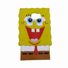 Jicheng Electronic Samsung Galaxy S6 spongebob Case,3D Cartoon Cute spongebob Silicone Case for Samsung Galaxy S6. 100% brand new and high quality. Cutouts design allows easy access to all functions without removing the case. Provides excellent protection from scratches, dirt,shocks and other daily damages.