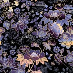 Openwork Flowers - Patternbank