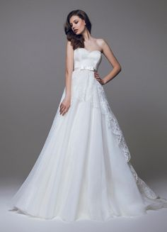 vestido de novia, bridal dress, Blumarie