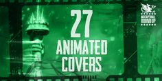 Creative Examples of Animated (Mixtape) Covers  http://www.mixtapewall.com/2013/12/examples-of-animated-covers/