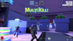 MicroVolts Surge NEW 2016 Gameplay #5 - MicroVolts Surge is Free-to-play, Third-Person Shooter FPS, MMO Game featuring dynamic cartoon style graphics and intense fast-paced gameplay.