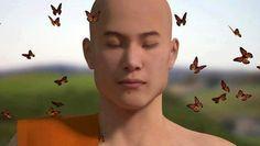 Cuidado com o que você pensa! Com as mudanças vibracionais em nosso planeta, os pensamentos estão se transformando rapidamente em realidade. De agora em di Reiki, Me Quotes, Zen, Healing, Mindfulness, Quote Posters, Quantum Physics, Law Of Attraction, Health And Wellness
