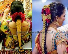 Jewellery Designs: Brides in Gold Jada Designs
