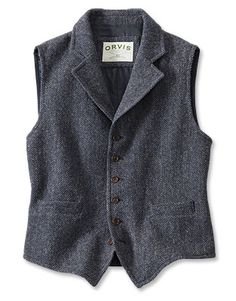 Just found this Lightweight Tweed Vest - Lightweight Highland Tweed Casual Vest -- Orvis on Orvis.com!