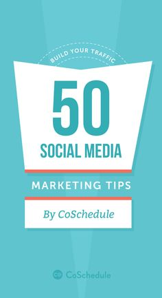 The biggest list of social media tips for increasing traffic…