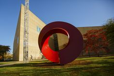 No surprise, our IU Art Museum is included on this list of the 50 Most Amazing College Museums.