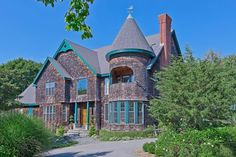 This Stately Colorful Home Is Going to Steal Your Heart!