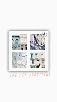 Você é linda.