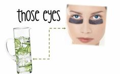 Dark circles or puffy bags? Try these at home remedies to fix those eye problems : Dark circles or puffy bags? Try these at home remedies to fix those eye problems Beauty Secrets, Diy Beauty, Beauty Hacks, Beauty Tips, Homemade Beauty, Bumps Under Eyes, Under Eye Makeup, Dark Circle Remedies, Wrinkle Remedies