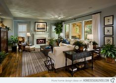 Home Design Lover 15 Interesting Traditional Living Room Designs - Home Design Lover