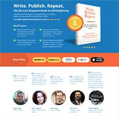 LeadPages template example
