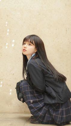 Japanese School Uniform, School Uniform Girls, High School Girls, Cute School Uniforms, School Girl Japan, Japan Girl, Beautiful Japanese Girl, Beautiful Asian Girls, Cute Asian Girls