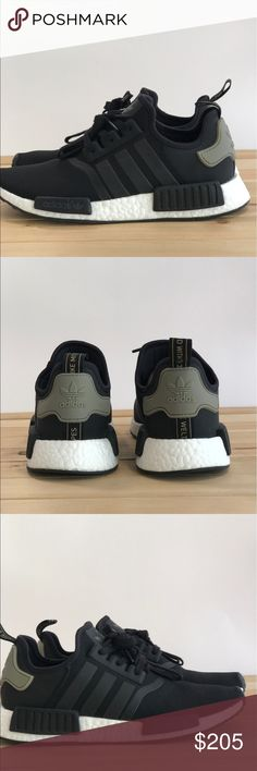 2c20f2d24 Gently worn adidas NMD black Gently worn adidas NMD black authentic no low  ball offer