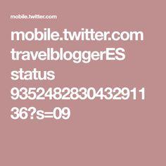 mobile.twitter.com travelbloggerES status 935248283043291136?s=09