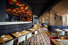 Jaleo restaurant Spain