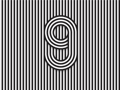 Number 9 by Nukul