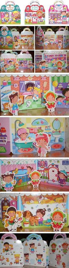 """""""Les petites copines"""" viennent de sortir en librairie ! Illustrations de Rozenn Follio-Vrel - Editions FLEURUS"""