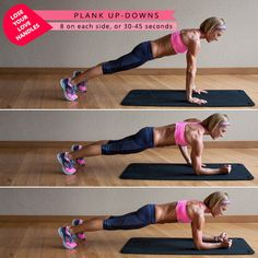 Oblique Exercises to Get Rid of Love Handles | YouBeauty