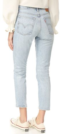 Levi's Wedgie Icon Selvedge Jeans | SHOPBOP
