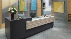 Formica | front desk