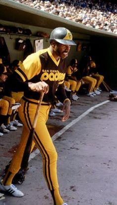 San Diego Padres - Uniforms: The Good, the Bad and the Ugly Espn Baseball, Baseball Helmet, Baseball Players, Baseball Gloves, Baseball Stuff, Funny Baseball, Baseball Pictures, Tigers Baseball, Football