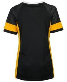 Majestic Women's Pittsburgh Steelers Draft Me T-Shirt - Black XXL