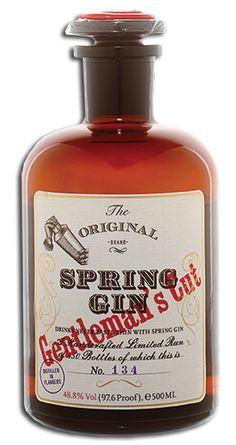 Spring Gin: Gentlemen's Cut PD