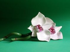 Orchidaceae by MsPlugItDesign on Etsy, $100.00