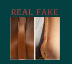 How to Spot Fake Gucci Stitching