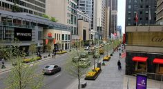 Toronto Named 'Hottest Retail Market in the Americas' Mexico City, New York City, Toronto, Times Square, Street View, Retail, America, Marketing, Travel