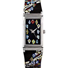 Klimt Black Women's Watch - The Met Store