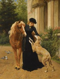 George Augustus Holmes - lovely!