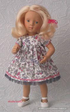 Моя самая уникальная кукла - Minouche Joёlle. Sylvia Natterer для Petitcollin, 2015 / Куклы Sylvia Natterer, Minouche и другие. Kathe Kruse и Petitcollin / Бэйбики. Куклы фото. Одежда для кукол