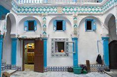 les belles maisons de la casbah